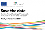 PHOTONICS 21 BOARD OF STAKEHOLDER