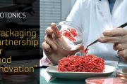Photonics-Packaging Partnership for Food Innovation